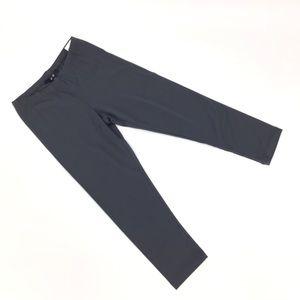Yest Ycarus Steel Grey Capri Leggings, 6